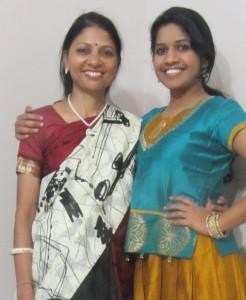 Shanthi & Pavitra Top 2