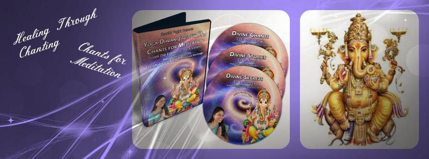 Yoga-Dhvani: Chants for Meditation