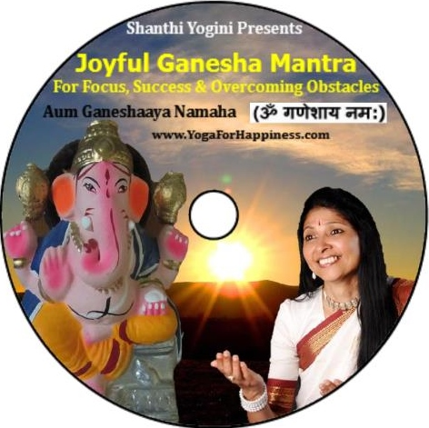 Ganesha Mantra Disc Final