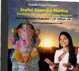 Ganesha Mantra — Yoga-Dhvani: Chants for Meditation
